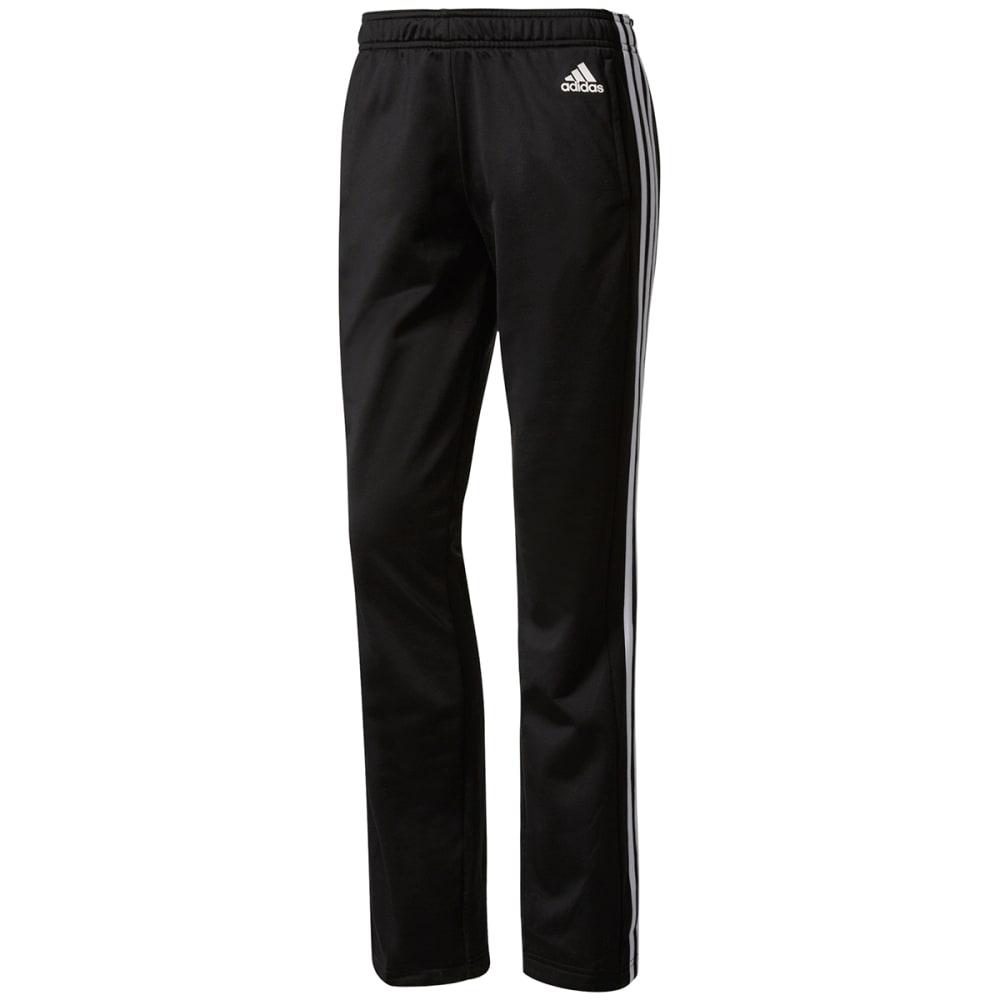 ADIDAS Women's Designed 2 Move Straight Pants - BLACK/WHITE-BK4641
