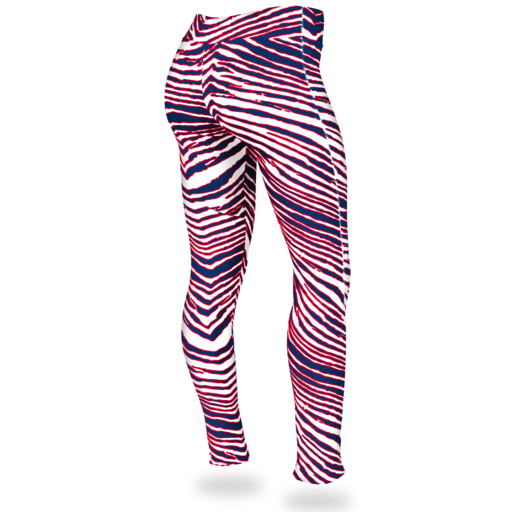 NEW ENGLAND PATRIOTS Women's Team Printed Leggings - MULTI