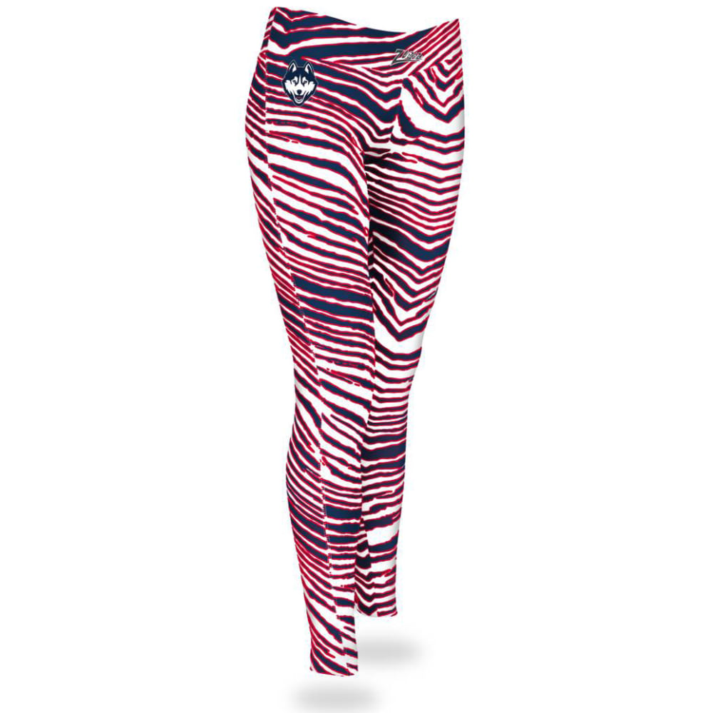 UCONN Women's Team Printed Leggings - MULTI