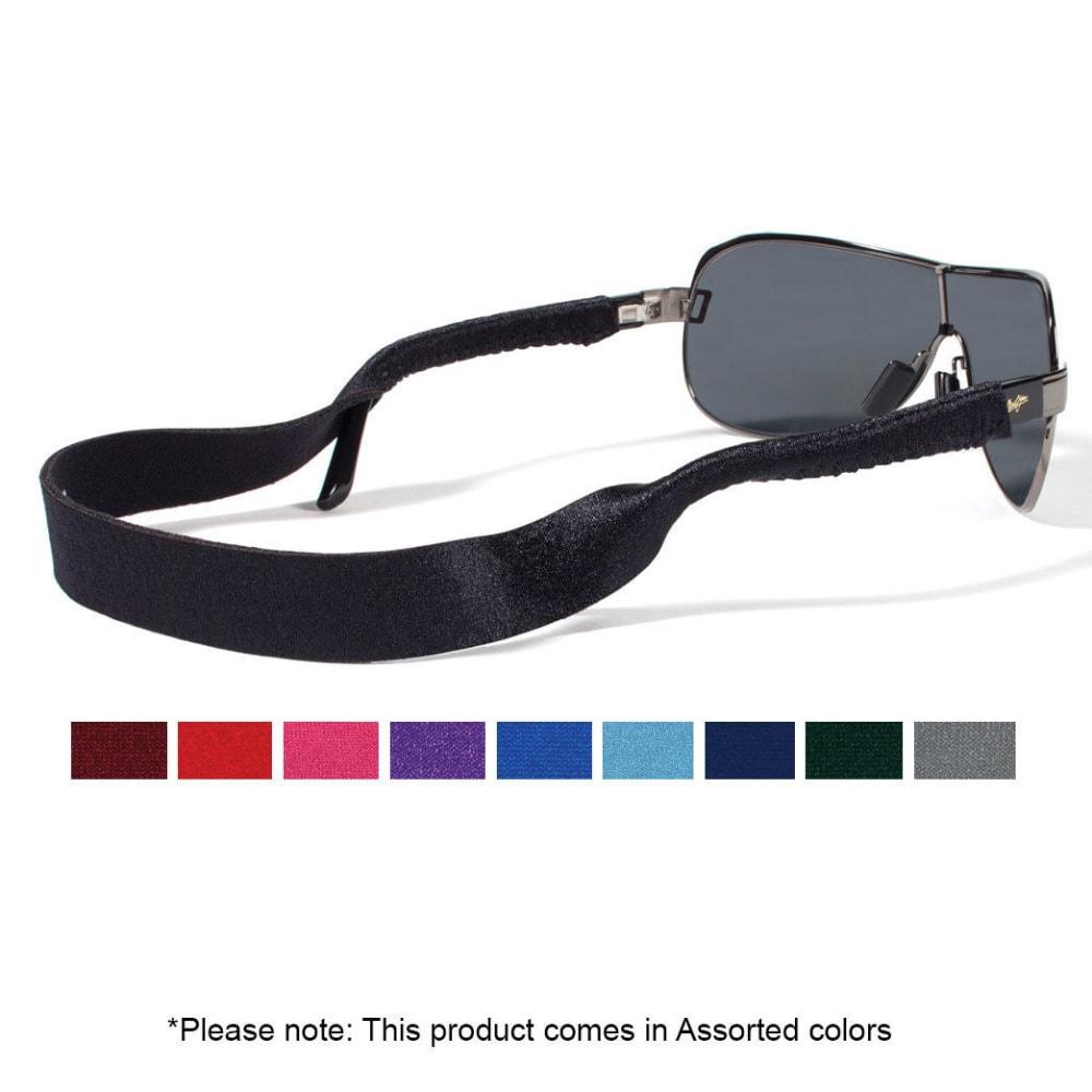 CROAKIES Solid Eyewear Retainer, Extra Large - ASSORTED