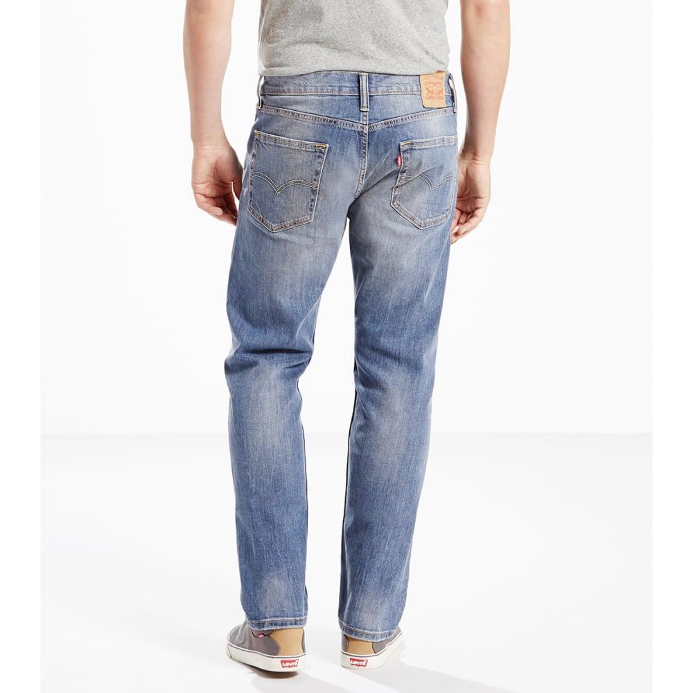 LEVI'S Men's 502 Regular Fit Tapered Jeans - TANAGER-0003