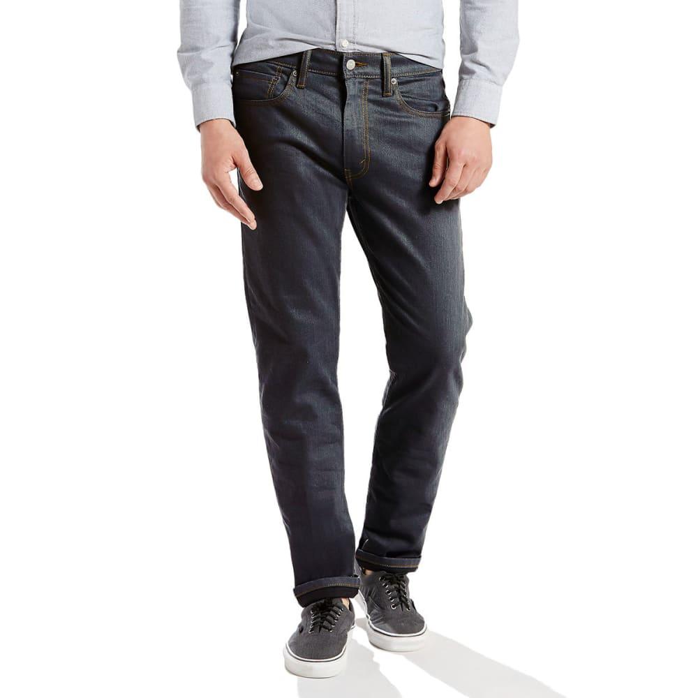 LEVI'S Men's 502 Regular Fit Tapered Jeans 29/30