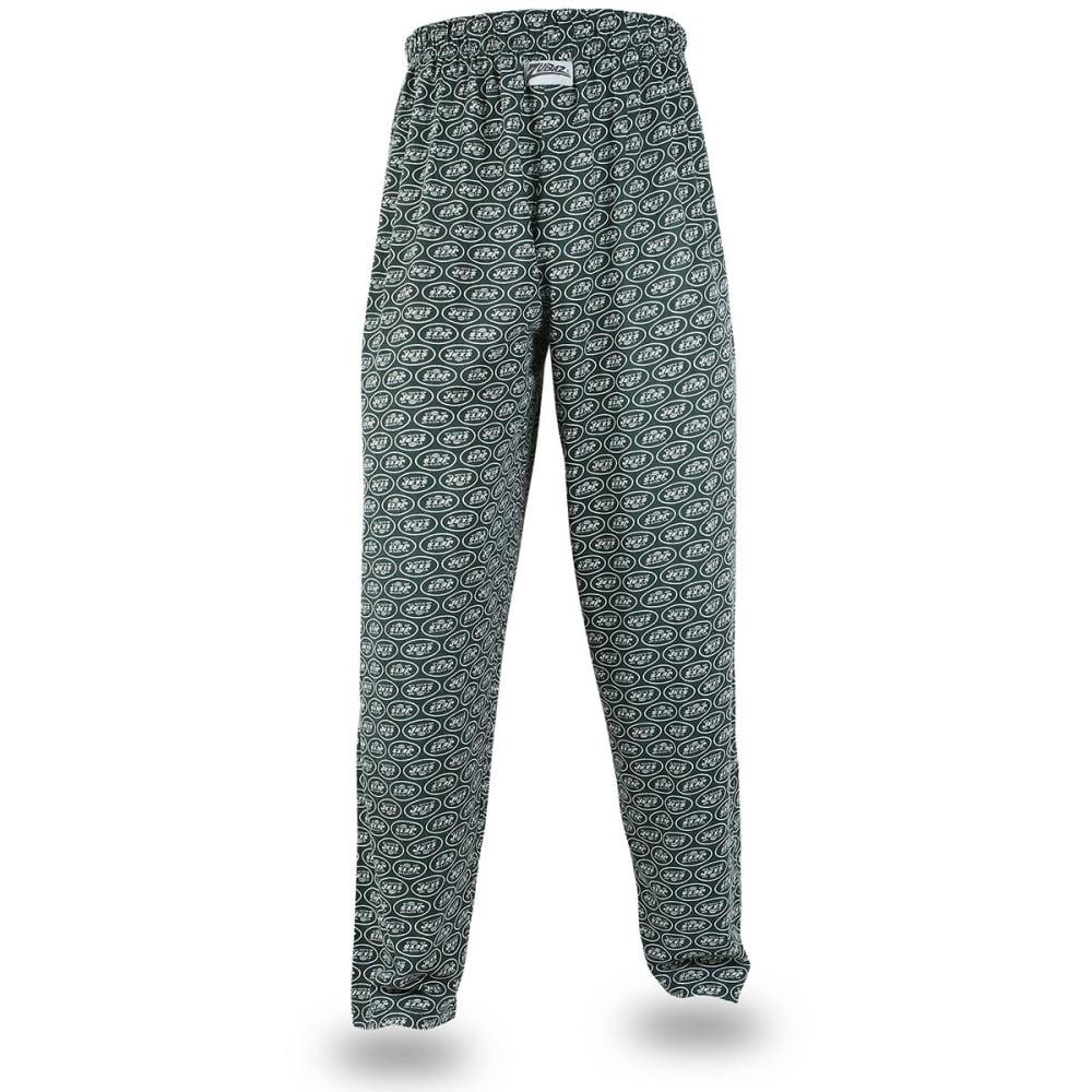 NEW YORK JETS Men's Zubaz Logo Comfy Pants - GREEN