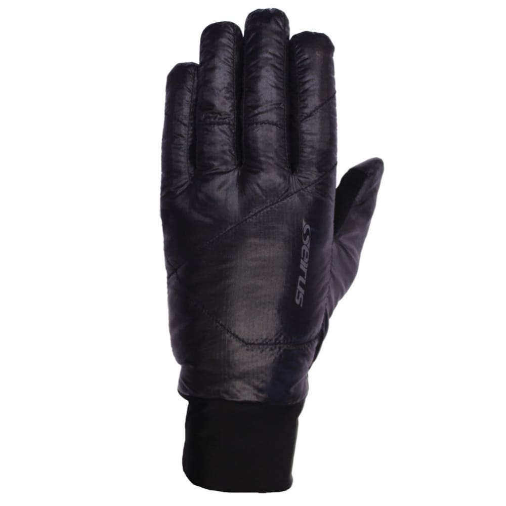 SEIRUS Men's Solarsphere™ Ace™ Gloves - BLACK
