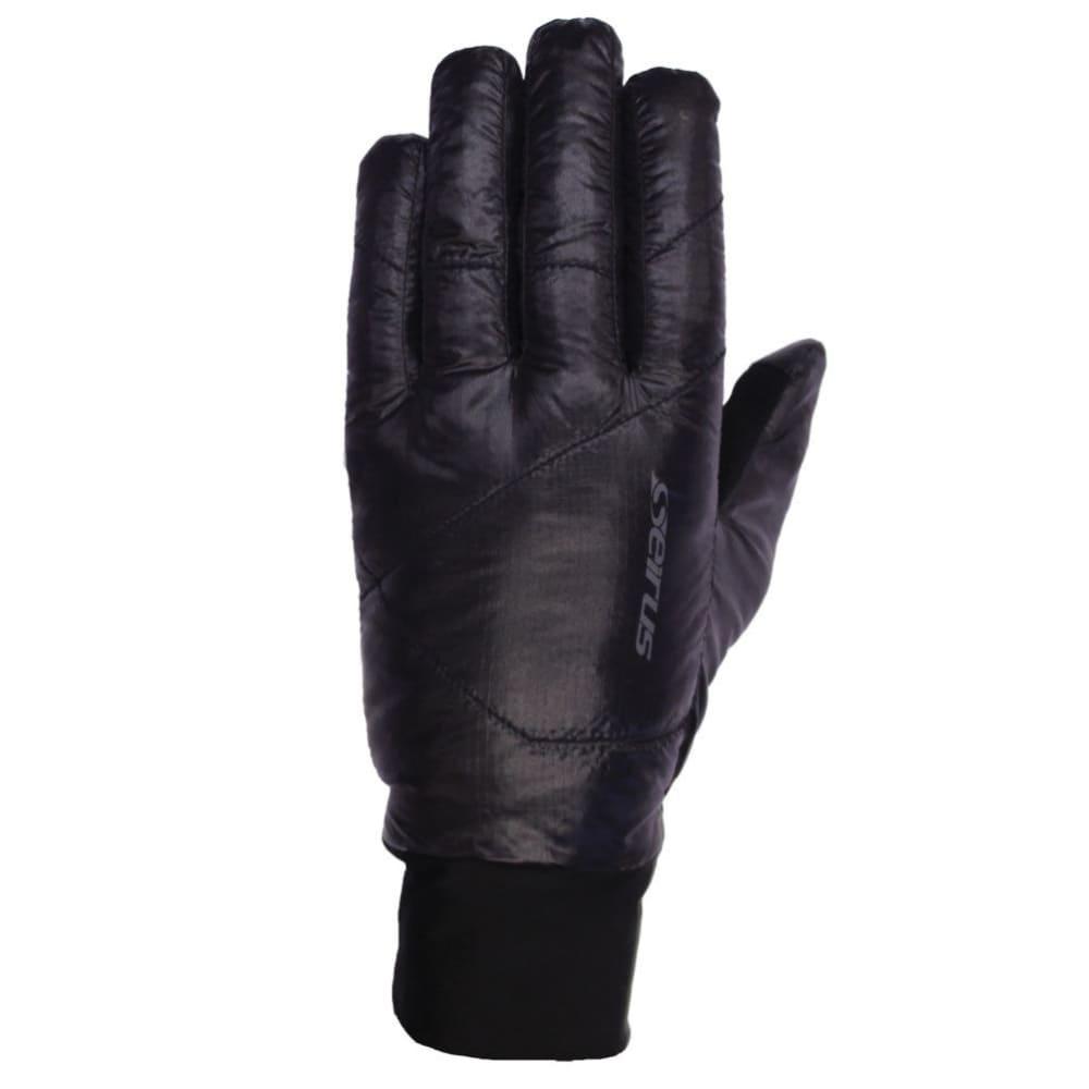 SEIRUS Men's Solarsphere Ace Gloves - BLACK