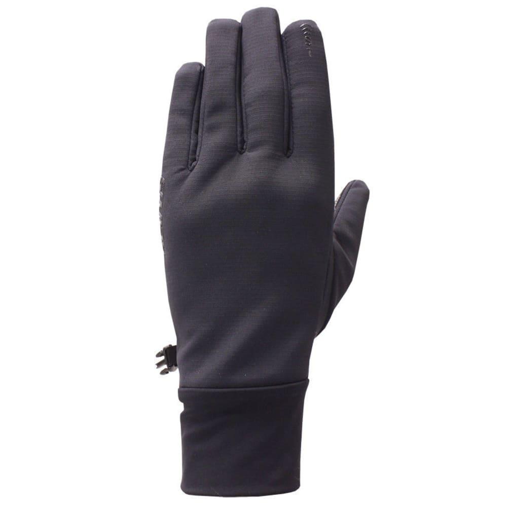 SEIRUS Men's Gore Windstopper All Weather Gloves - BLACK