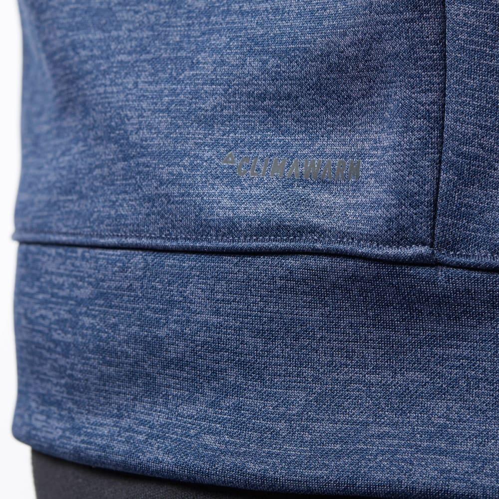 ADIDAS Men's Team Issue Fleece Pullover Hoodie - FL TRACE BLUE-BQ8767