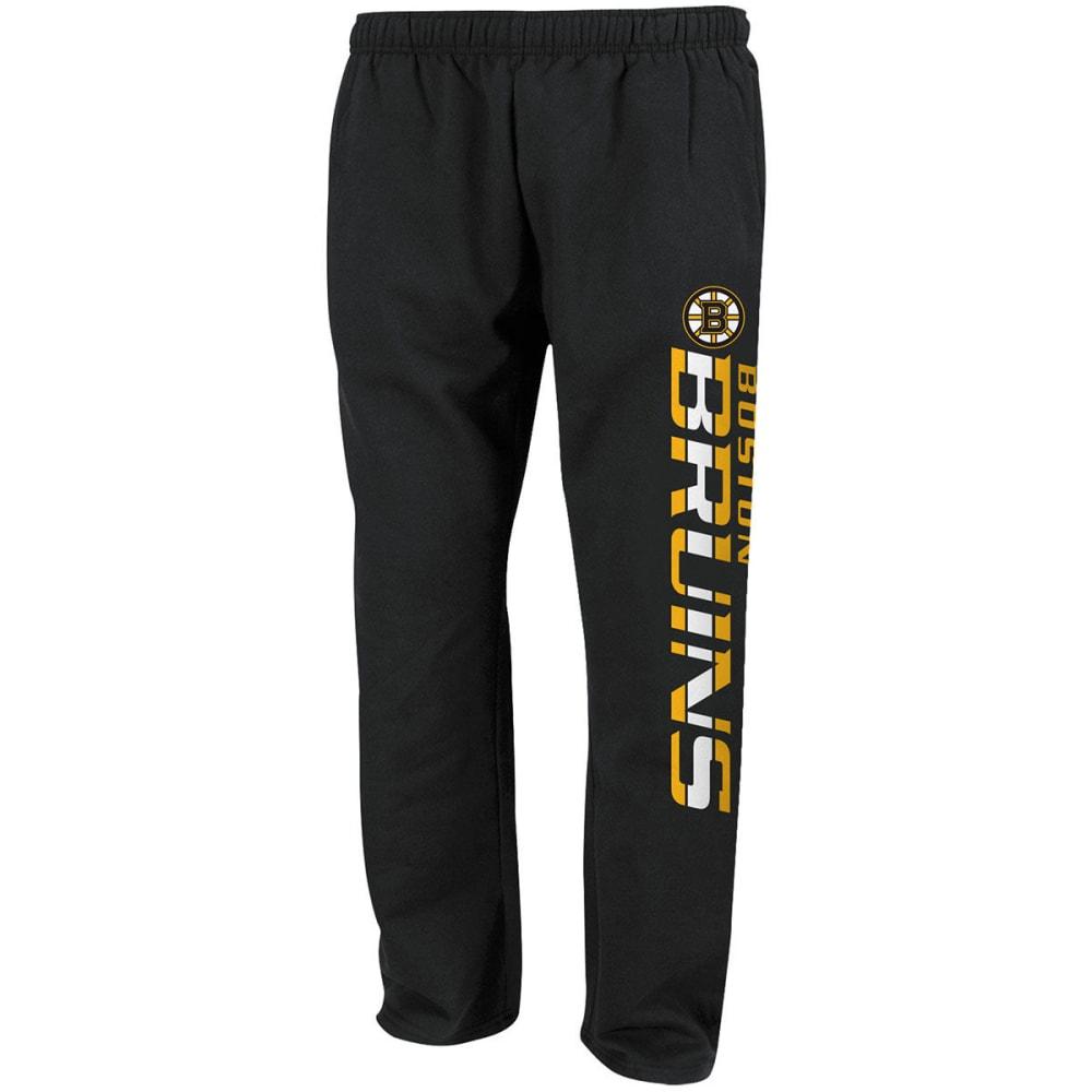 BOSTON BRUINS Boys' Fleece Pants S