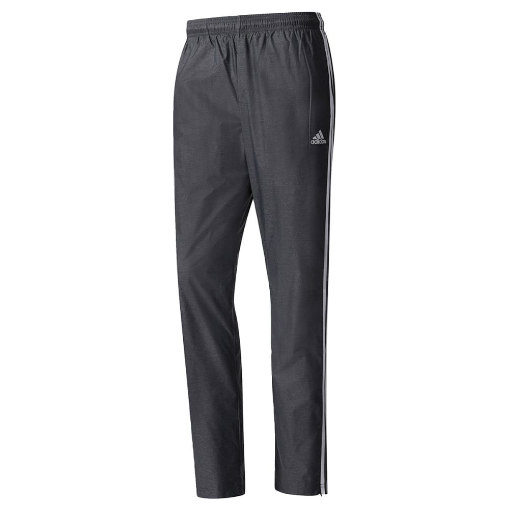 Adidas Men's Essentials 3-Stripe Pants - Black, S