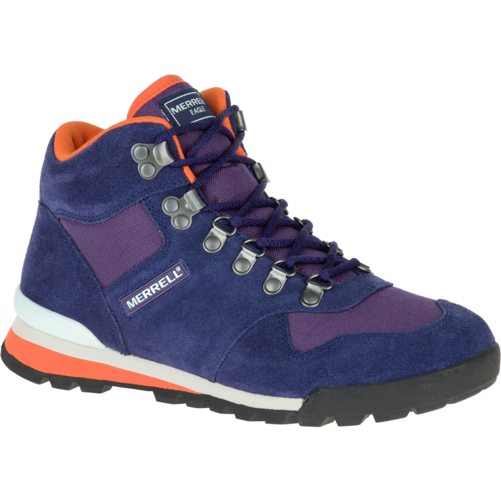 MERRELL Women's Eagle Hiking Boots, Eclipse - ECLIPSE