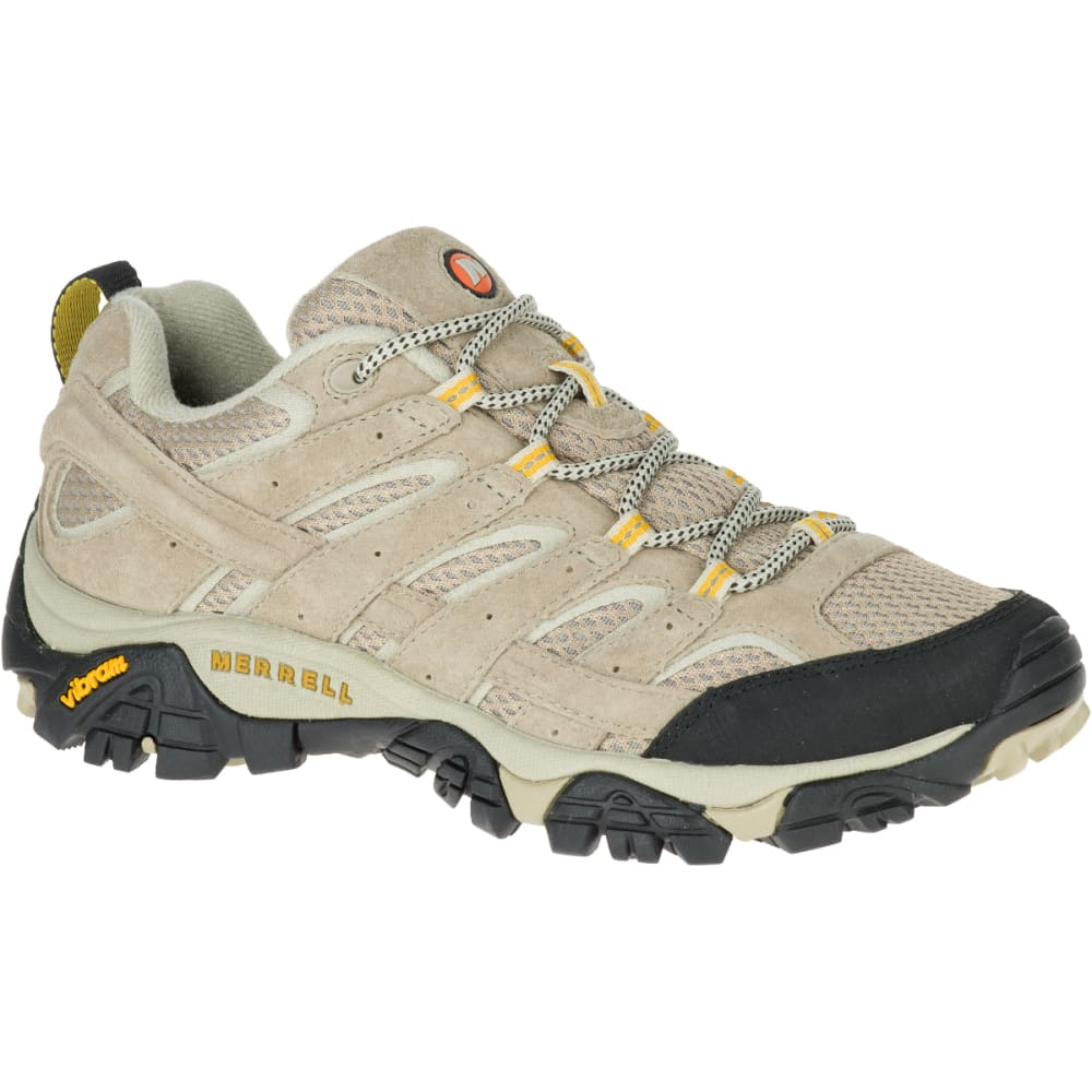 MERRELL Women's Moab 2 Ventilator Hiking Boots, Taupe - TAUPE