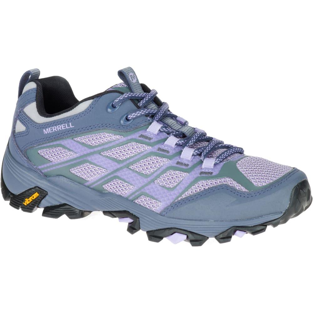 MERRELL Women's Moab FST Hiking Boots, Folkstone - FOLKSTONE