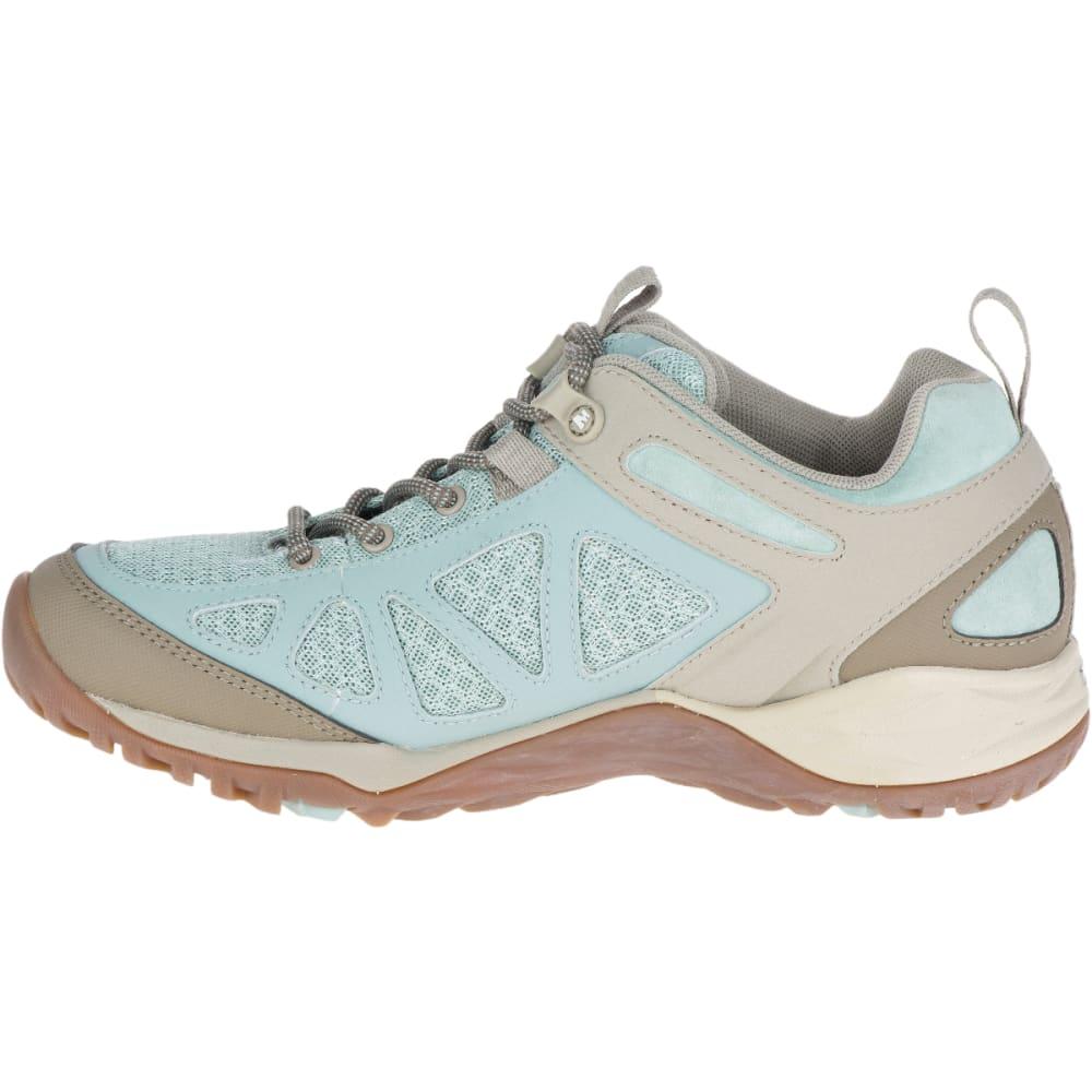 MERRELL Women's Siren Sport Q2 Hiking Boots, Blue Surf - BLUE SURF
