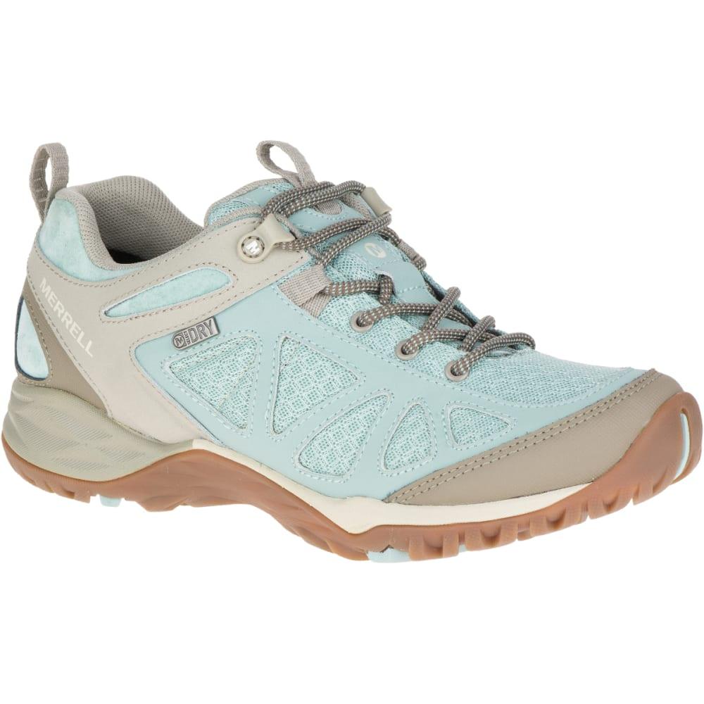 Merrell Women's Siren Sport Q2 Waterproof Hiking Boots, Blue Surf