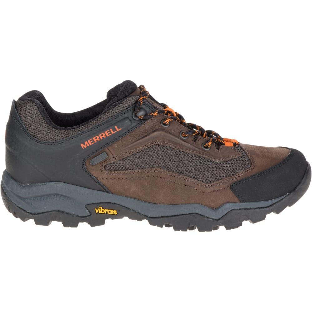 MERRELL Men's Everbound Ventilator Waterproof Hiking Shoes, Slate Black - SLATE BLACK
