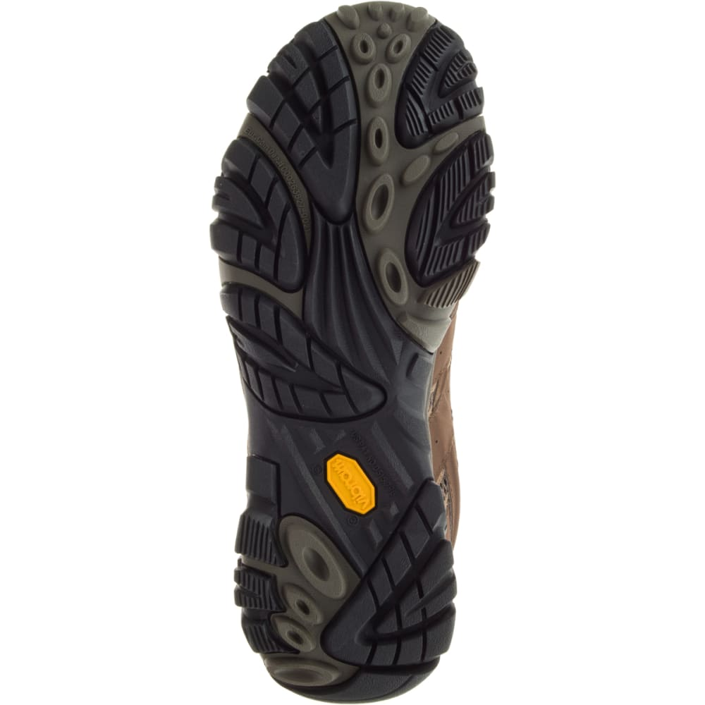 MERRELL Men's Moab 2 GORE- TEX Hiking Shoes, Earth - EARTH