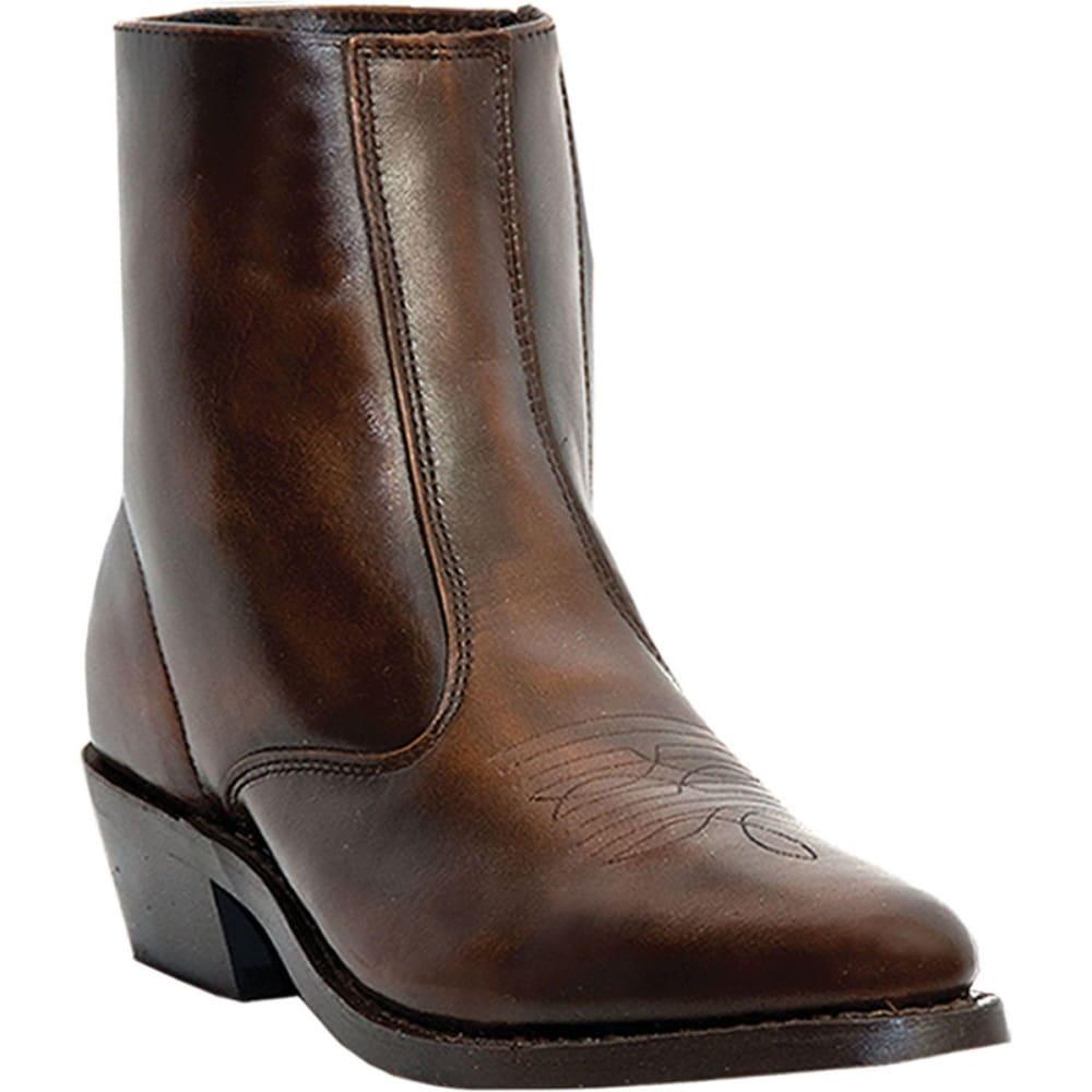 LAREDO Men's Long Haul Boots, Antique Brown, D-Width - ANTIQUE BROWN
