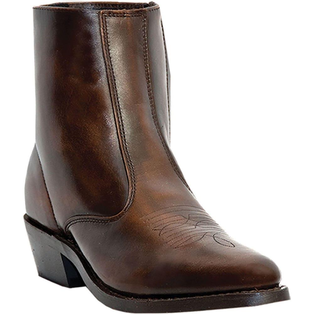 LAREDO Men's Long Haul Boots, Antique Brown, Extra Wide Sizes - ANTIQUE BROWN