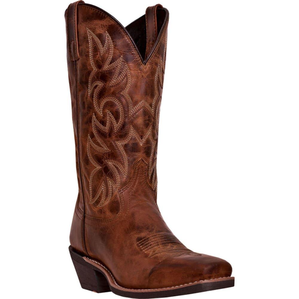 LAREDO Men's Breakout Cowboy Boot, Rust, Extra Wide Sizes - RUST