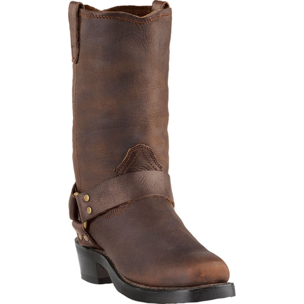 Dingo Men's Dean Boots, Gaucho, Extra Wide Sizes - Brown, 9