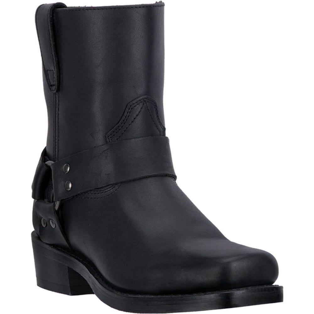DINGO Men's Rev-Up Boots, Black, Extra Wide Sizes - BLACK