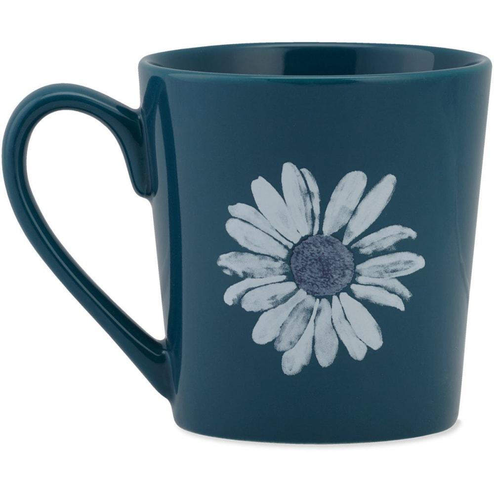 LIFE IS GOOD Daisy Watercolor Everyday Mug - NO COLOR