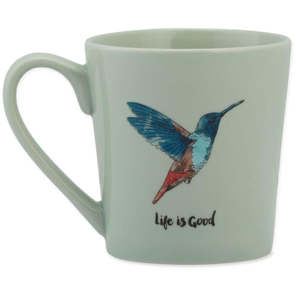 LIFE IS GOOD Hummingbird Everyday Mug - NO COLOR