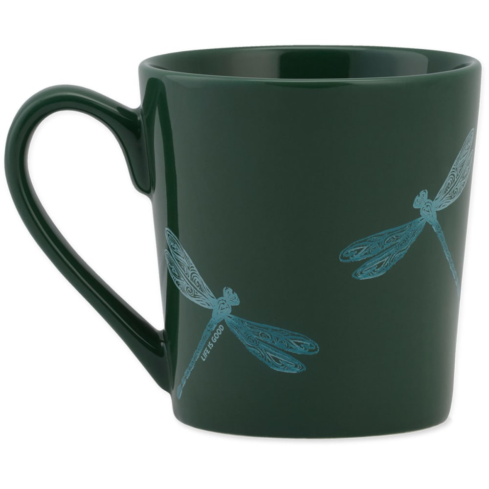 LIFE IS GOOD Dragonfly Everyday Mug - NO COLOR