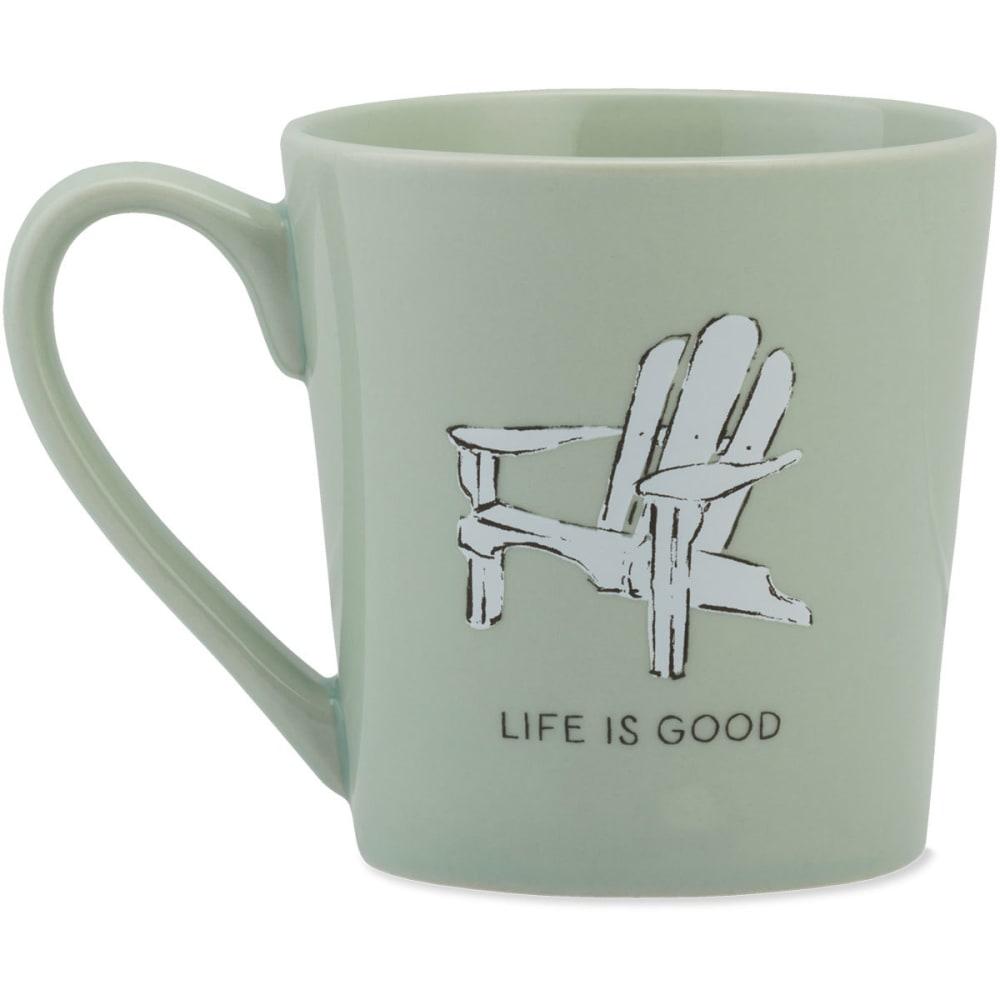 LIFE IS GOOD Adirondack Everyday Mug - NO COLOR