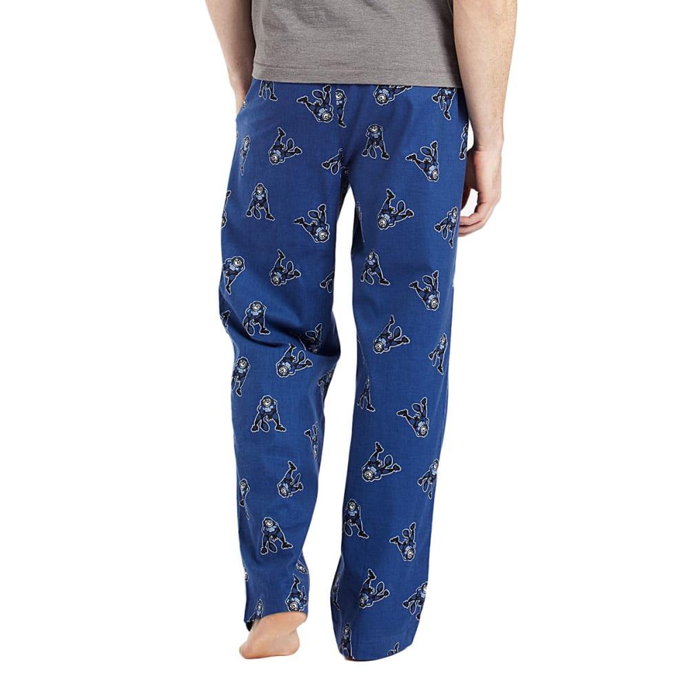 LIFE IS GOOD Men's Tossed Jake Football Classic Sleep Pants - VINTAGE BLUE