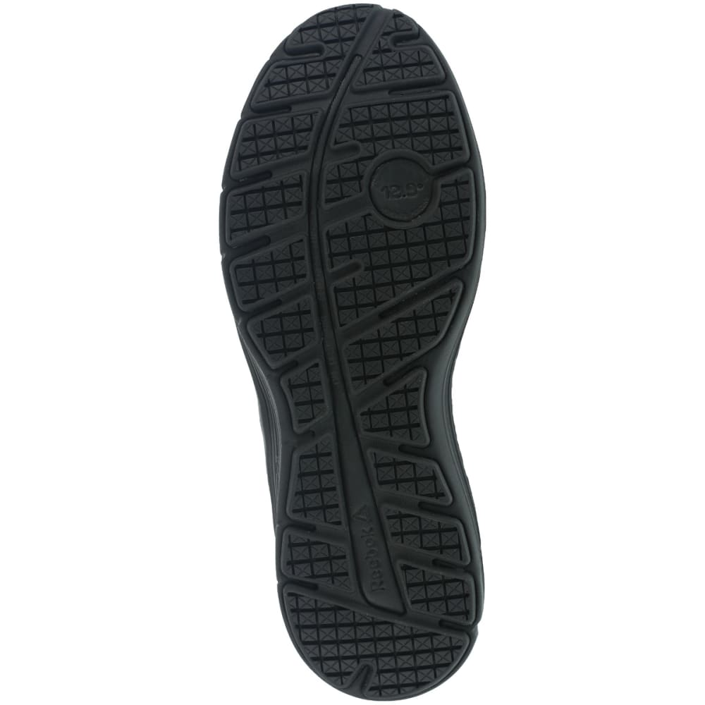 REEBOK WORK Women's Guide Work Soft Toe Work Shoes, Black, Wide - BLACK
