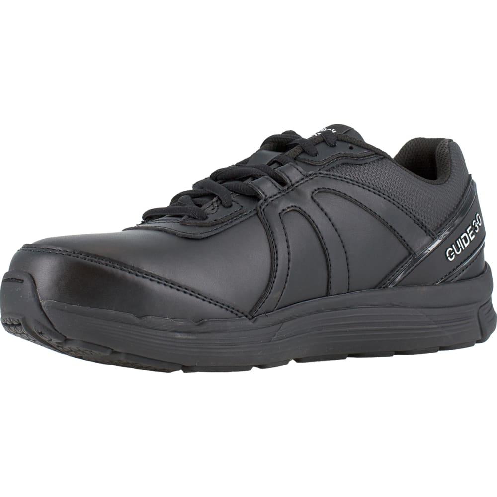 REEBOK WORK Women's Guide Work Steel Toe Work Shoes, Black - BLACK