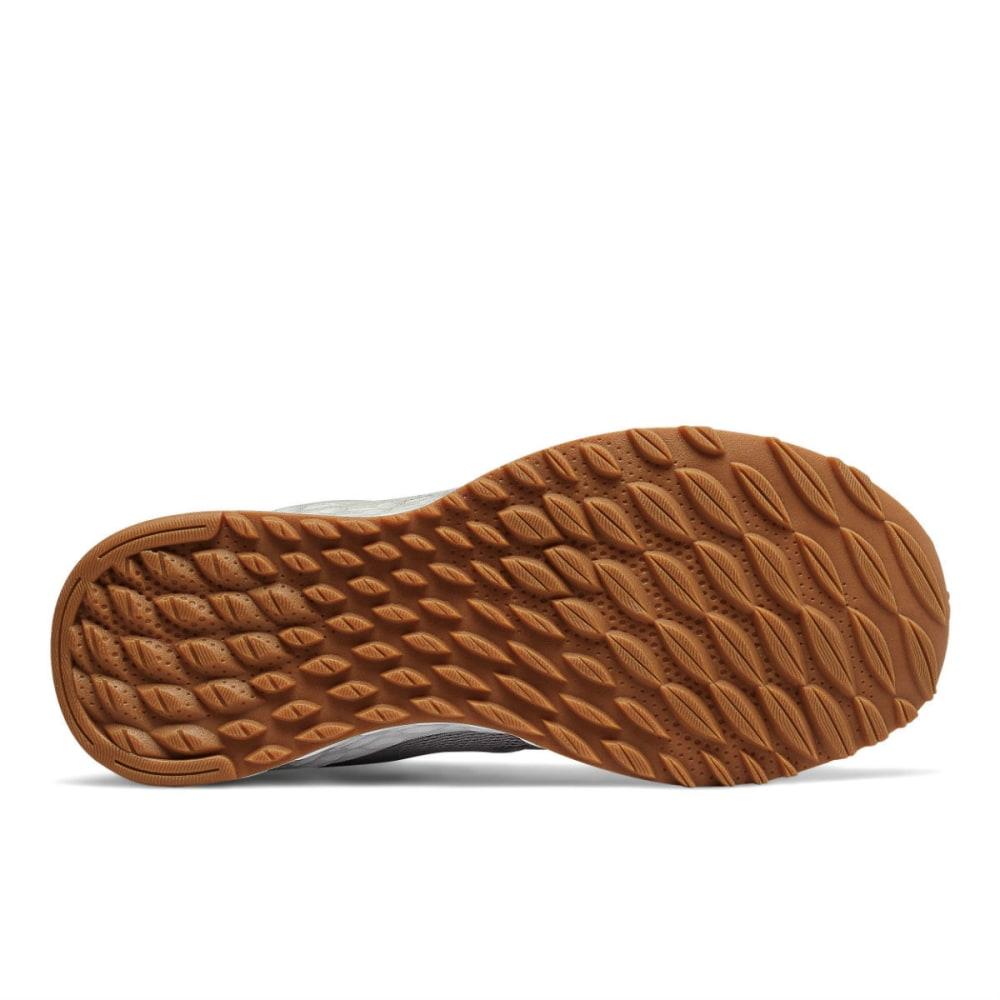 NEW BALANCE Women's Fresh Foam Arishi Running Shoes, Overcast/Castlerock/Champagne Metal - OVERCAST