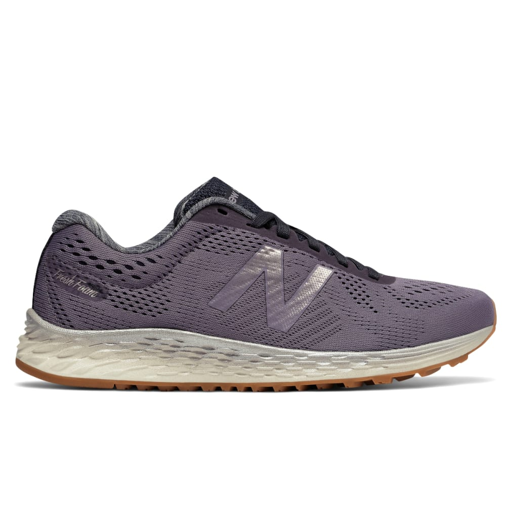 New Balance Women's Fresh Foam Arishi Running Shoes, Strata/outer Space - Purple, 6