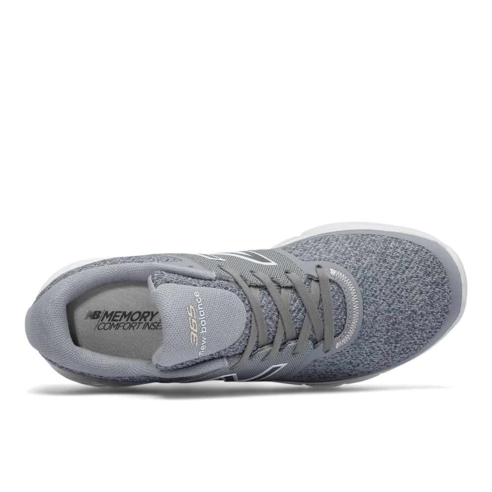 NEW BALANCE Women's 365 Walking Shoes, Wide - GREY
