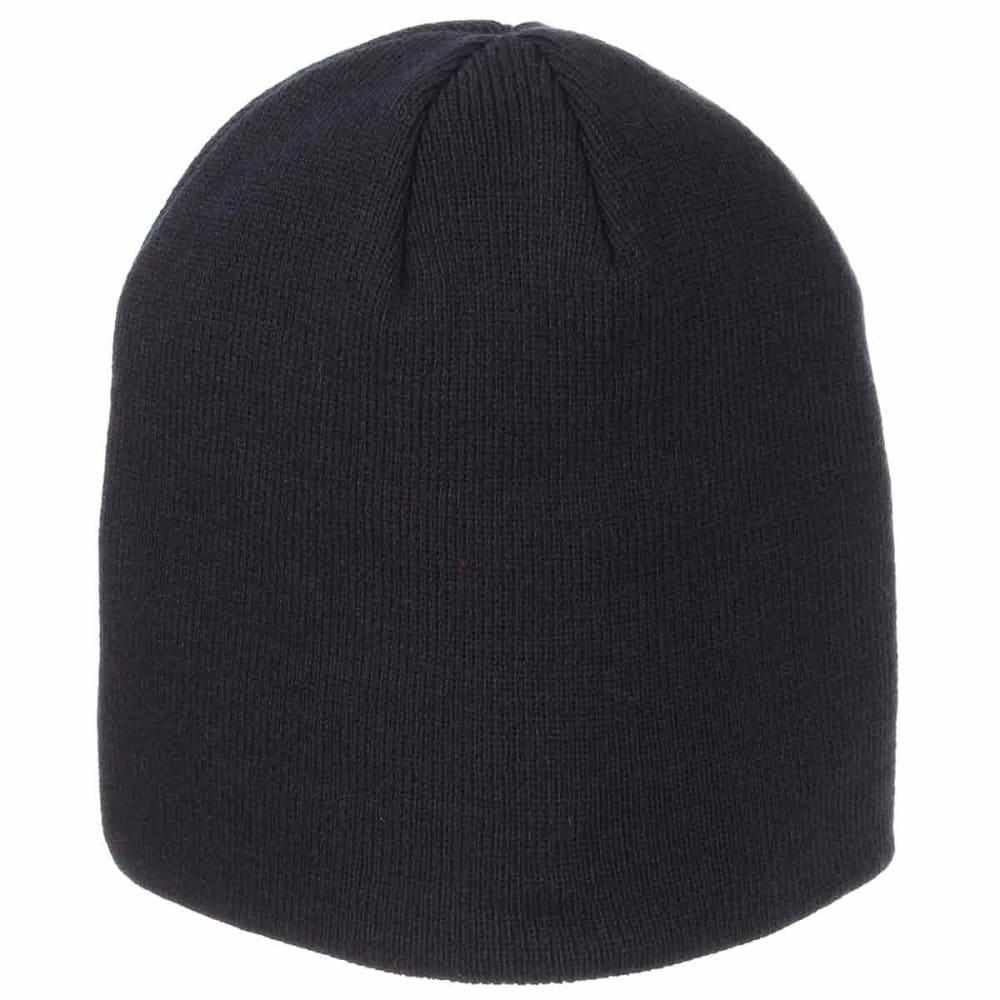 UCONN Edge Knit Beanie - NAVY
