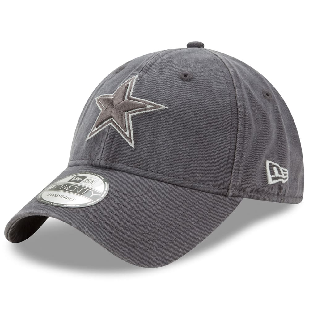 DALLAS COWBOYS Men's Core Classic 9Twenty Cap - GREY