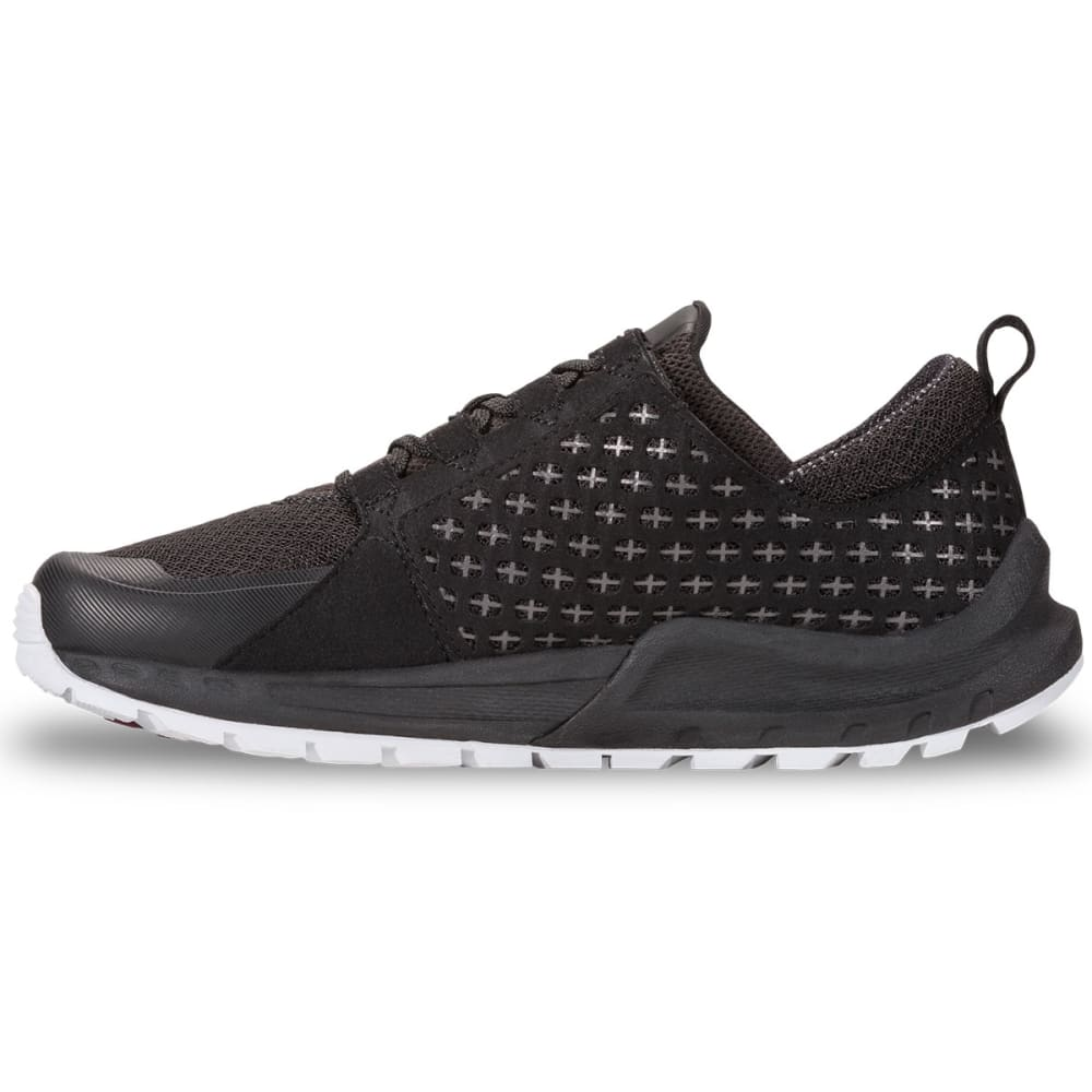 THE NORTH FACE Women's Mountain Sneaker Shoes, TNF Black/TNF White - BLACK/WHITE