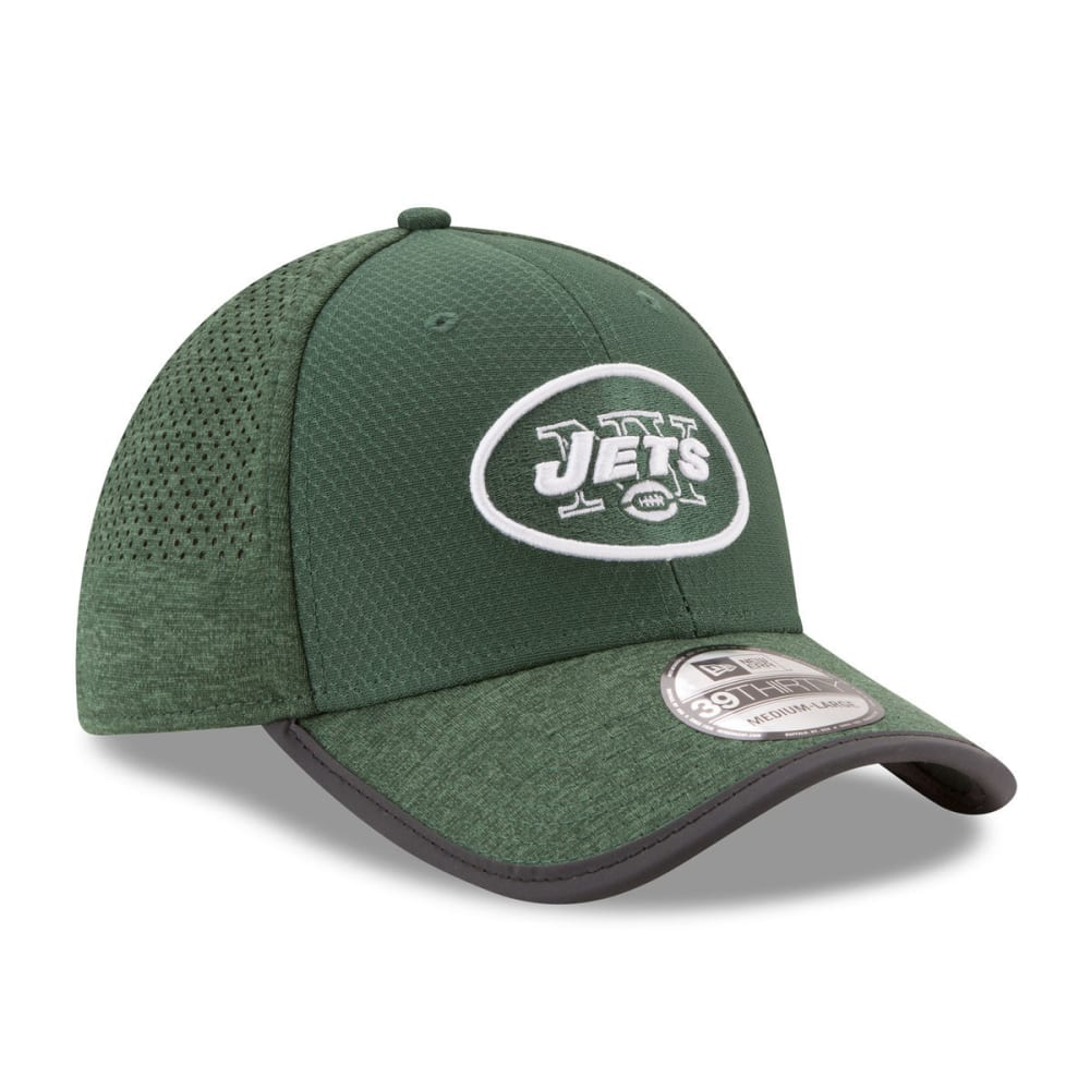 NEW YORK JETS Men's Training Camp Official 39Thirty Cap - GREEN