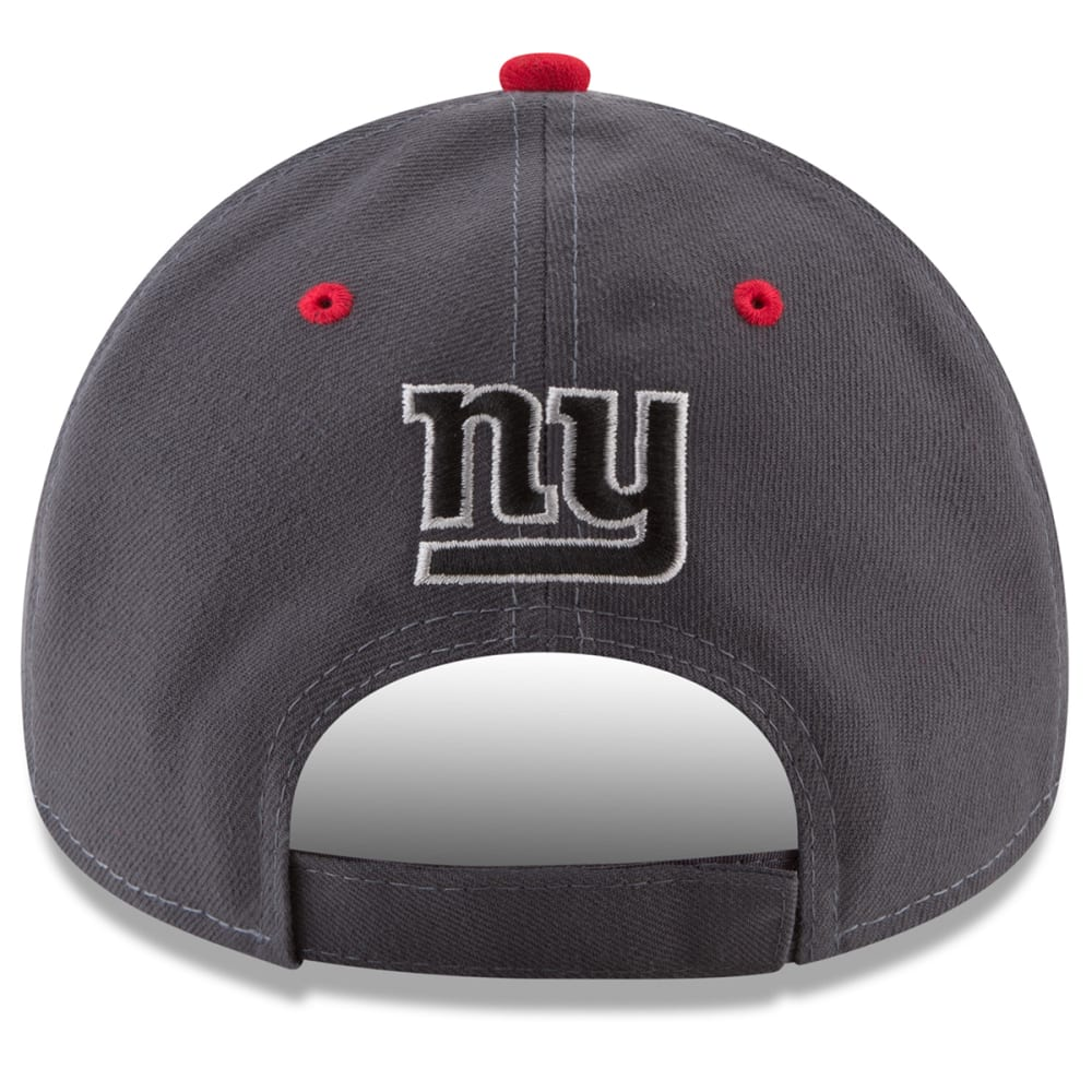 NEW YORK GIANTS New Era The League Shadow 2 9FORTY Adjustable Cap - GREY