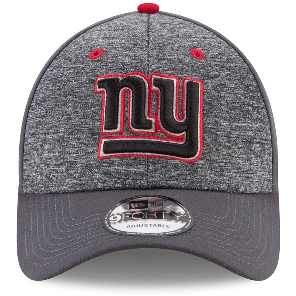 NEW YORK GIANTS New Era The League Shadow 2 9FORTY Adjustable Cap - GREY