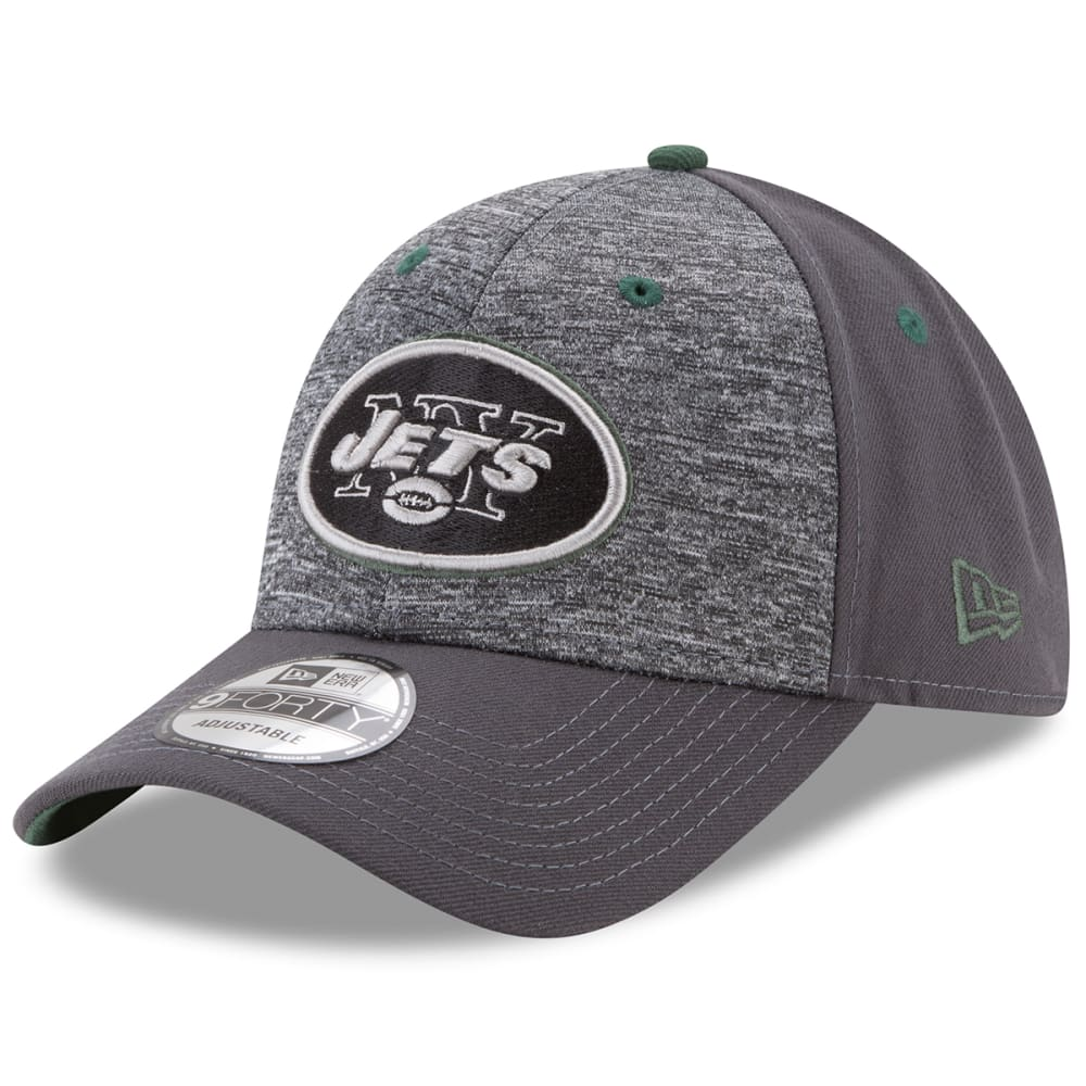 NEW YORK JETS New Era The League Shadow 2 9FORTY Adjustable Cap - GREY