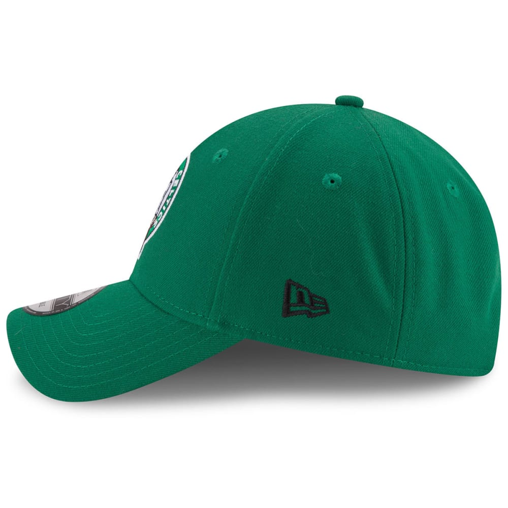 BOSTON CELTICS Men's The League 9FORTY Adjustable Hat - GREEN