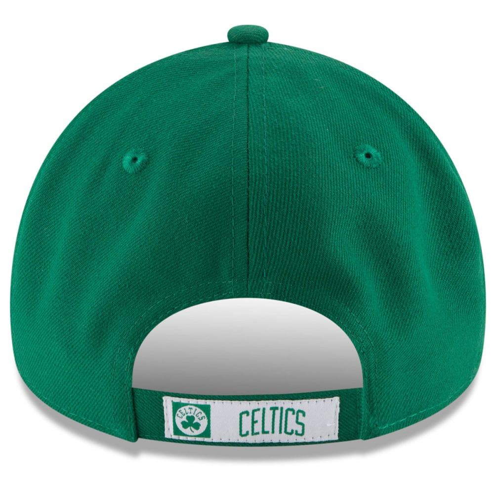 BOSTON CELTICS Men's The League 9FORTY Adjustable Hat - GREEN