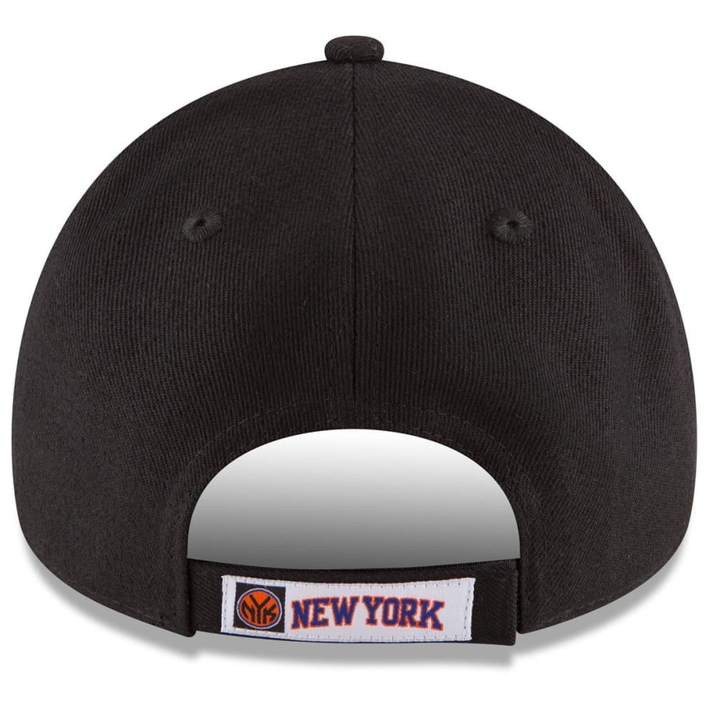 NEW YORK KNICKS Men's The League 9Forty Adjustable Cap - BLACK