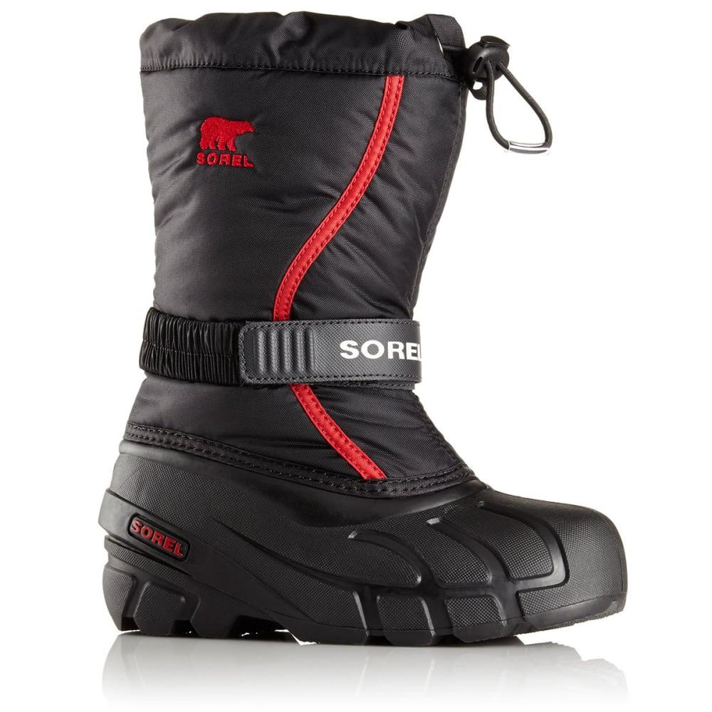 06fd443a19c3 SOREL Boys  39  Flurry Waterproof Winter Boots
