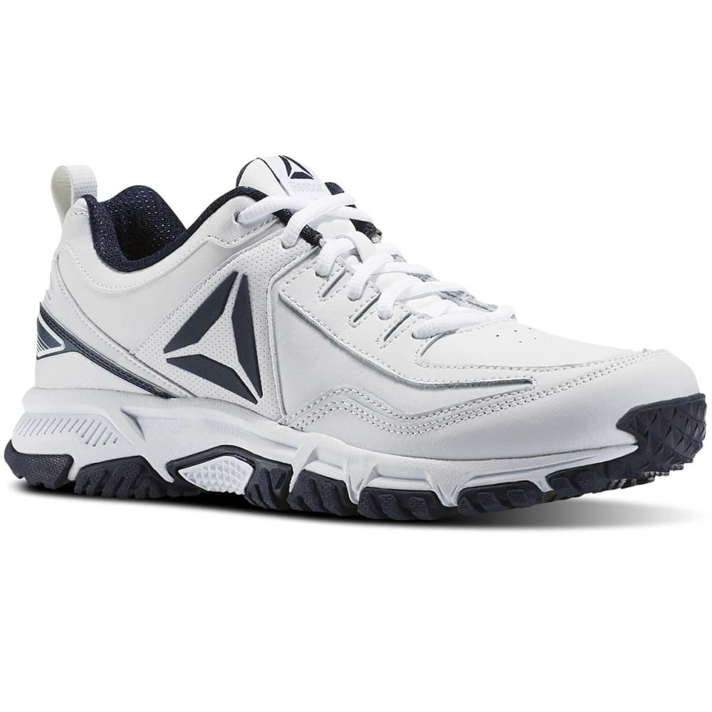 REEBOK Men's Ridgerider 2.0 Cross Training Shoes, White - WHITE
