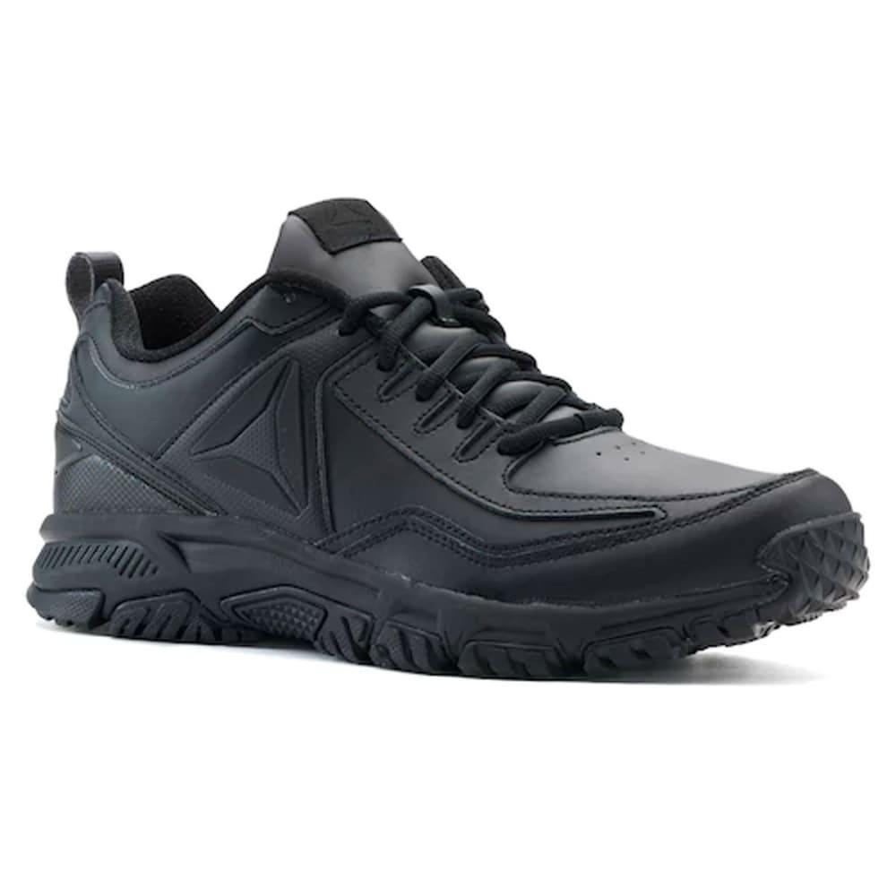 REEBOK Men's Ridgerider 2.0 Cross Training Shoes, Black, Wide - BLACK