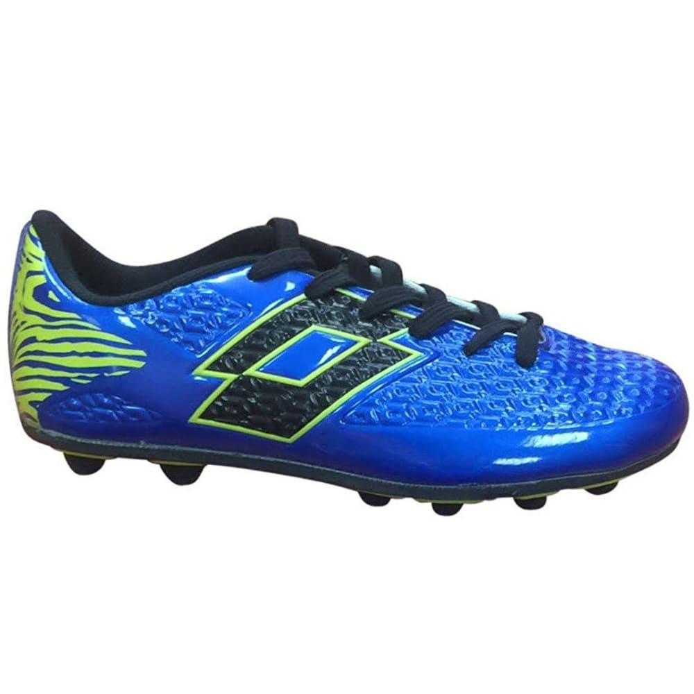 LOTTO Boys' Defender Soccer Cleats, Blue - ROYAL BLUE