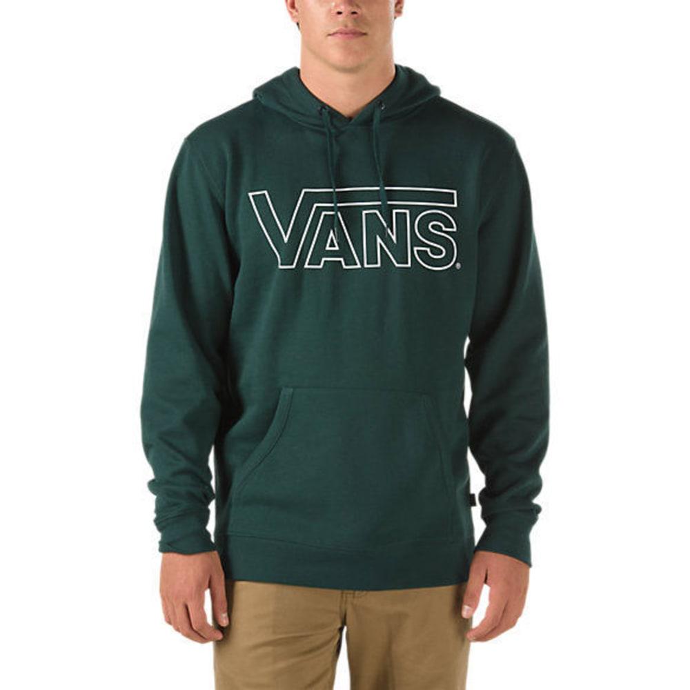 VANS Guys' Classic Pullover Hoodie - QGT-VANS SCARAB